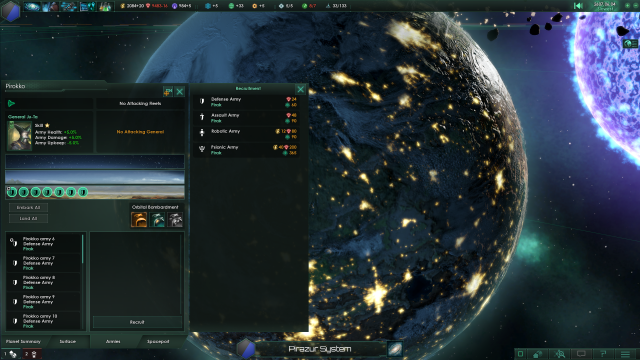 Stellaris Planet Screenshot 2