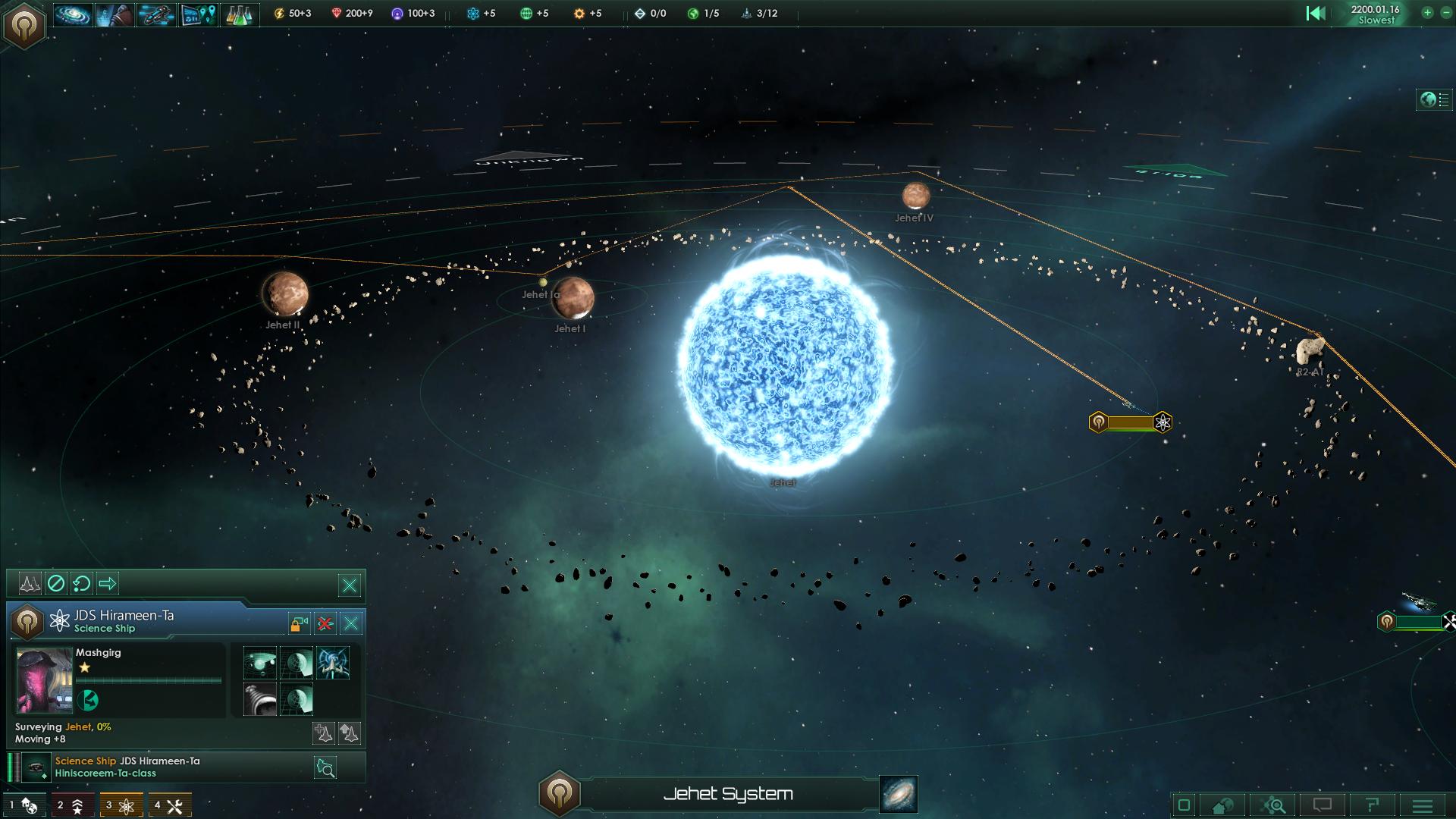 Stellaris Survey Screenshot 1