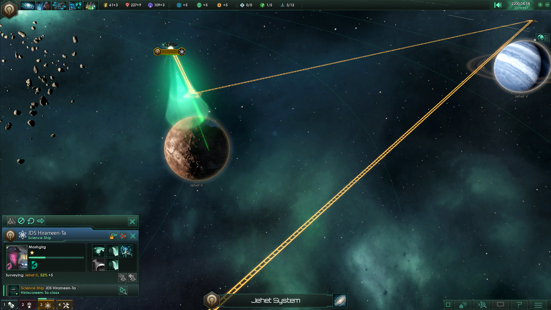 Stellaris Survey Screenshot 2