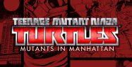 TMNT: Mutants in Manhattan Logo
