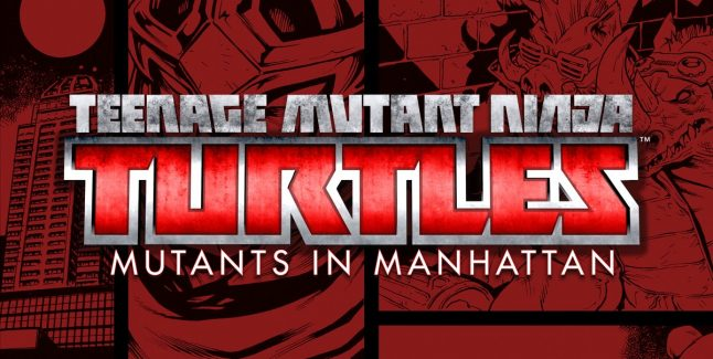 TMNT: Mutants in Manhattan Logo