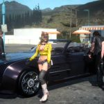 Final Fantasy XV Car Mechanic Image