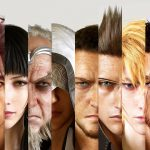Final Fantasy XV Cast Pre-rendered Faces