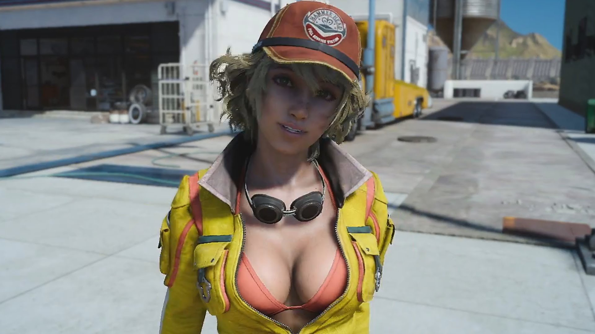Final Fantasy XV Cindy Image