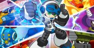Mighty No. 9 Beck Artwork