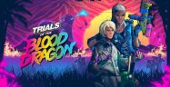 Trials of the Blood Dragon Key Art