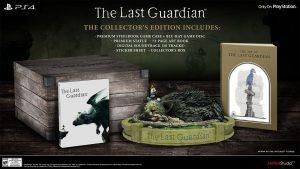 The Last Guardian Colelctor's Edition