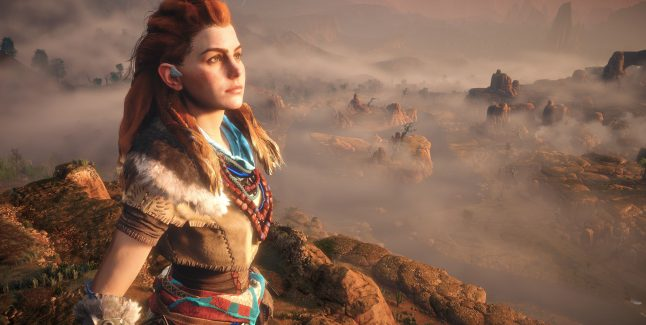 Horizon: Zero Dawn Screen
