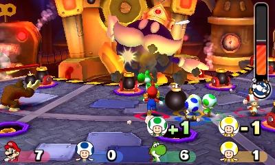 Mario Party: Star Rush Screen 3