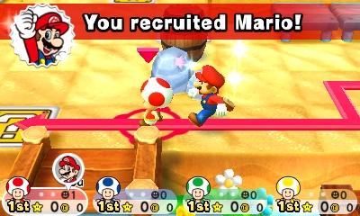 Mario Party: Star Rush Screen 4