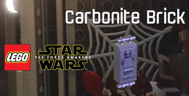 <b>Lego Star Wars</b>: The <b>Force Awakens</b> Carbonite Bricks Locations Guide