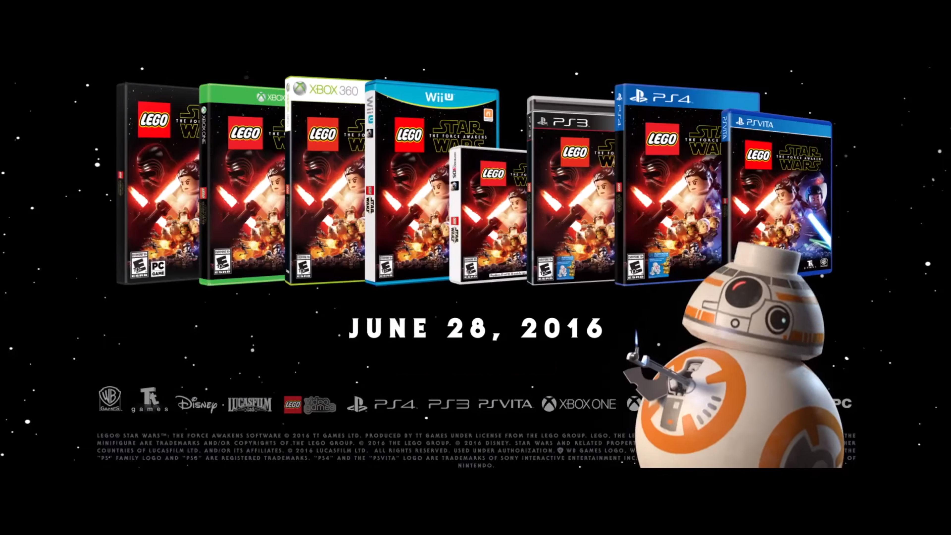 Lego Star Wars The Force Awakens Cheats