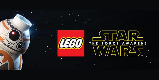 Lego Star Wars: The Force Awakens Collectibles