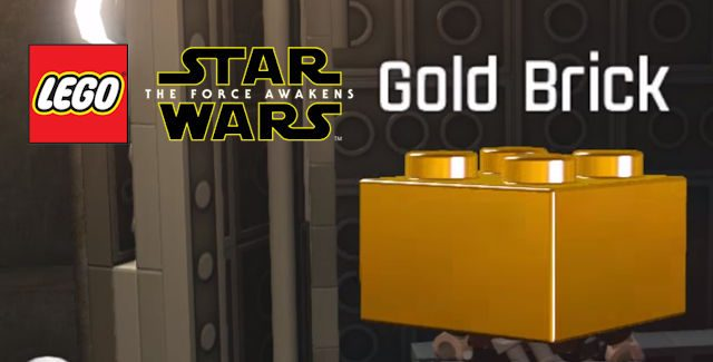 Lego Star Wars: The Force Awakens Gold Bricks Locations Guide