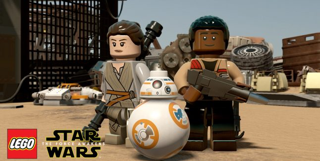 Lego Star Wars: The Force Awakens Trophies Guide