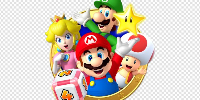 Mario Party: Star Rush Key Art