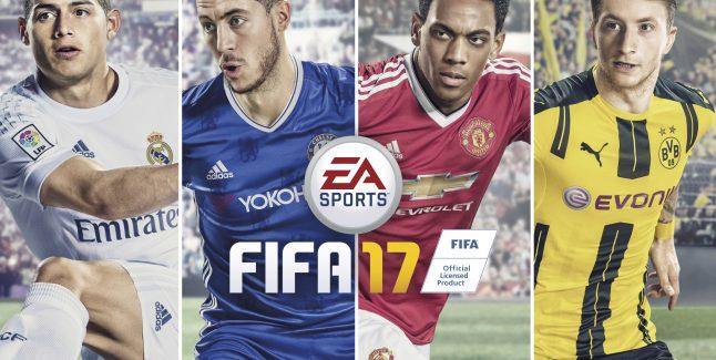 FIFA 17 Ambassadors