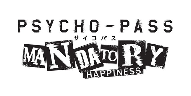 Psycho-Pass: Mandatory Happiness Logo