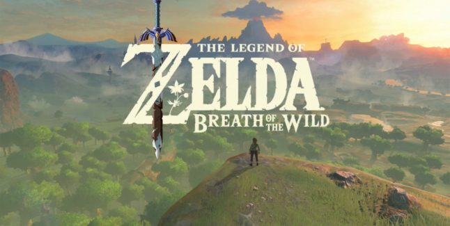 The Legend of Zelda: Breath of the Wild logo