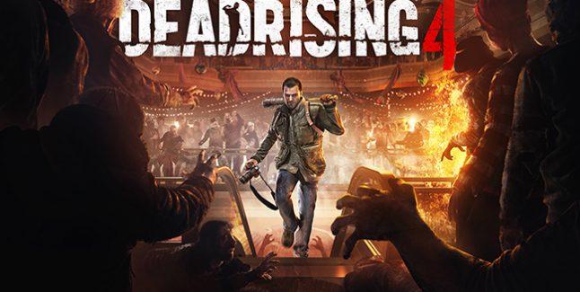 Dead Rising 4 Key Art