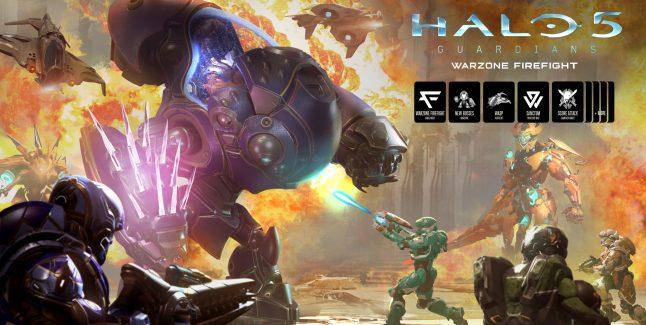 Halo 5 Score Attack & Warzone Firefight Achievements Guide