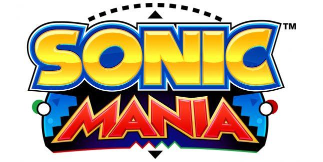 Sonic Mania Logo