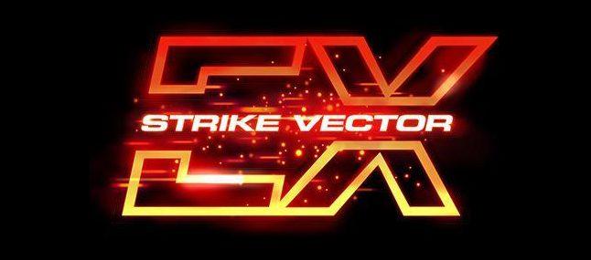 Strike Vector EX Logo