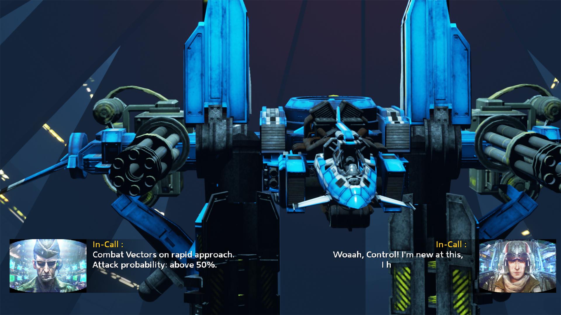 Strike Vector EX Screen 3