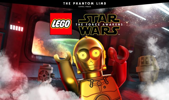LEGO Star Wars: The Force Awakens 'Phantom Limb' DLC Art