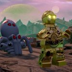 LEGO Star Wars: The Force Awakens 'Phantom Limb' DLC Screen 1