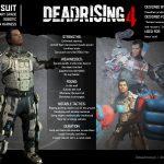 Dead Rising 4 Exo Suit Infographic