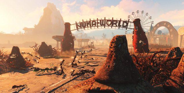 Fallout 4: Nuka World Cheats