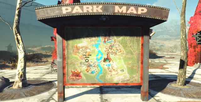 Fallout 4 Nuka World Map