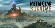 Metal Gear Survive Main Visual