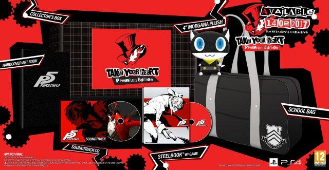 Persona 5 Premium Edition