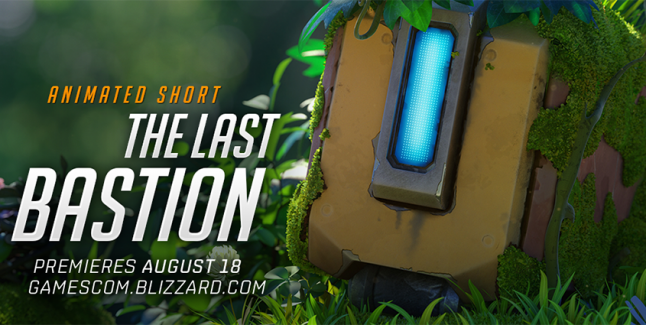 Overwatch short 'The Last Bastion'