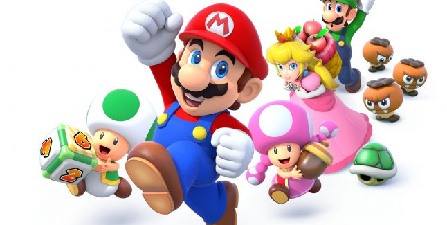 Mario Party: Star Rush Render 18