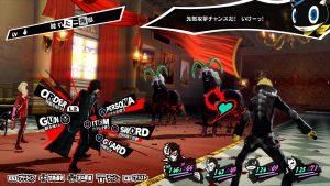 Persona 5 PS4 Image 1