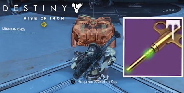 destiny rise of iron skeleton keys locations guide