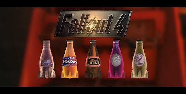 Fallout 4: Nuka World Nuka Cola Recipes Locations Guide