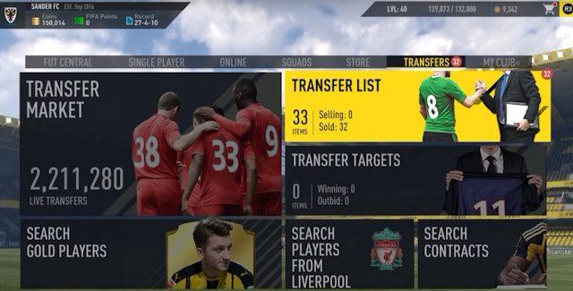 FIFA 17 Money Cheat