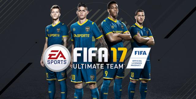 Fifa 17 Ultimate Team