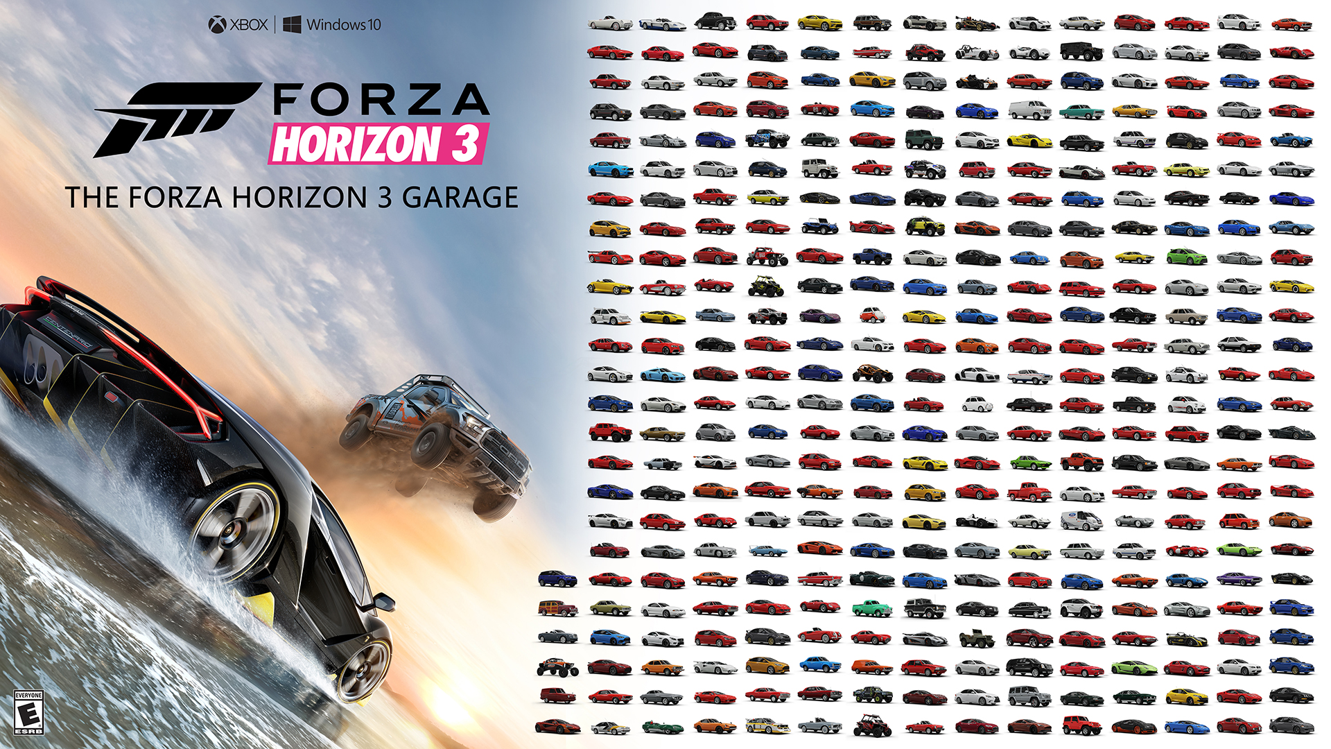How To Unlock All Forza Horizon 3 Cars