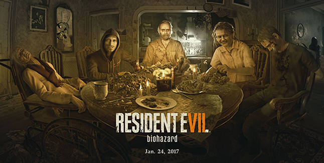 Resident Evil 7 The Bakers Dinner
