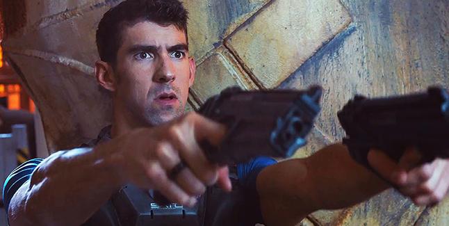 Call of Duty: Infinite Warfare Michael Phelps