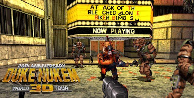 Duke Nukem 3D: 20th Anniversary Edition World Tour Achievements Guide