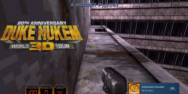 Duke Nukem 3D: 20th Anniversary Edition World Tour Secrets Locations Guide