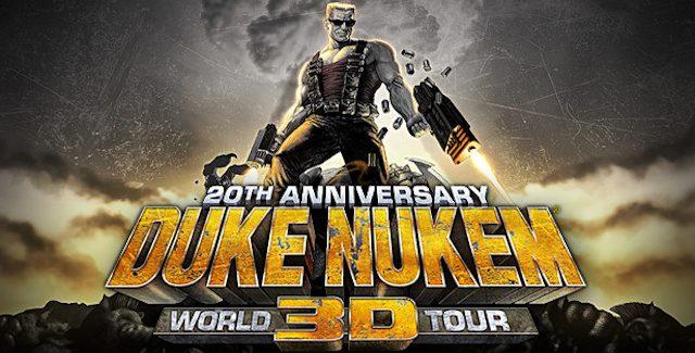 Duke Nukem 3D: 20th Anniversary Edition World Tour Walkthrough