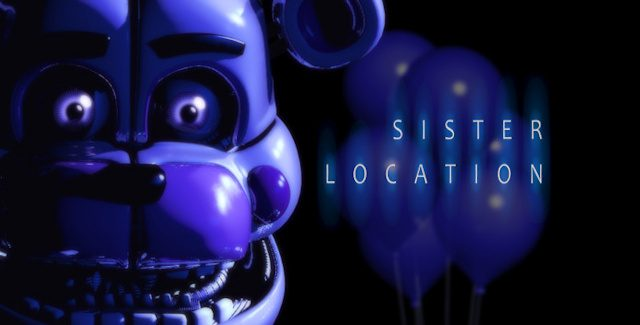 Five Nights at Freddy's: Sister Location Walkthrough