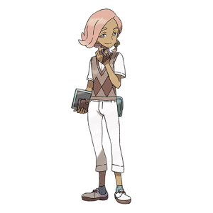 Pokemon Sun and Moon Ilima
